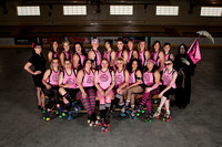 NH Roller Derby - Best Team Photo