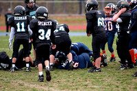 Milford Mustangs (4th Grade) vs Bedford