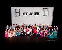 West Side Story - Cast Photo